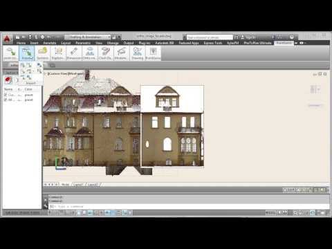 How to Create a Nice Ortho Image from Autodesk Point Clouds