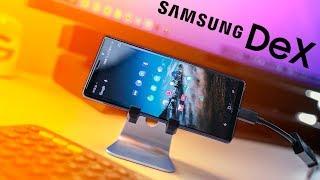 Samsung Dex Review - A Pc User
