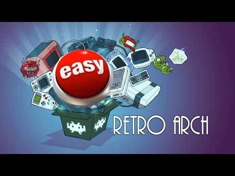 RetroArch Tutorial - Easiest Possible Setup