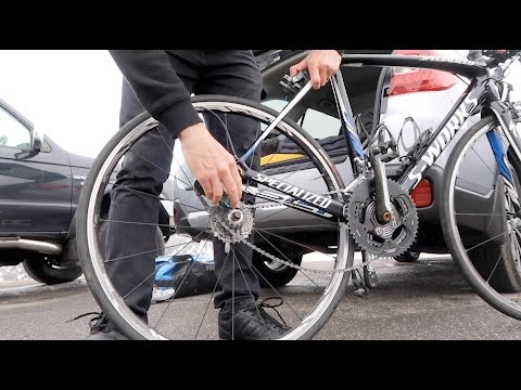 Change Your Rear Bike Wheel Like a Pro - Bicycle Tips