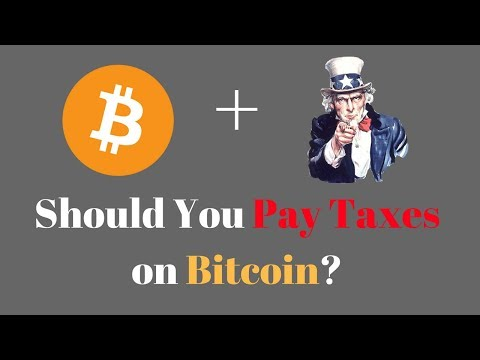 Bitcoin Taxes: The Truth About Paying Taxes On Your Bitcoins