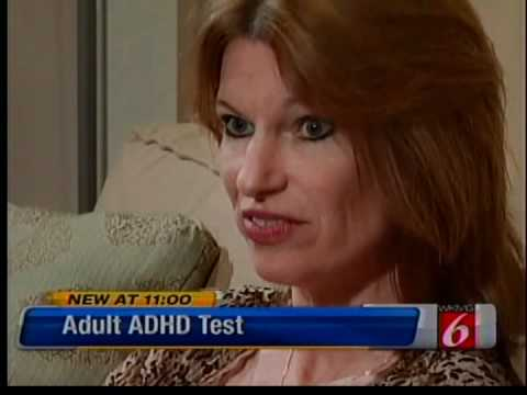 Adult ADHD Test - Quotient System