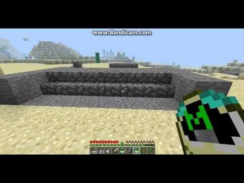 Minecraft [1.2.5] mod showcase time control remote [now with matrix remote]