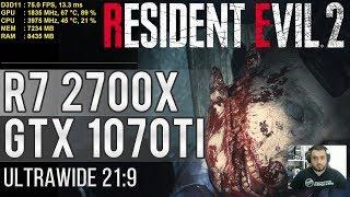 Resident Evil 2 R7 2700x Videos - 9tube tv