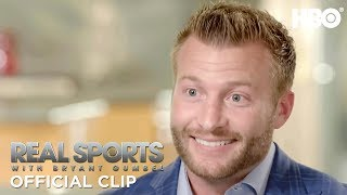 Download LA Rams Head Coach Sean McVay's Photographic Football Memory | Real Sports w/ Bryant Gumbel | HBO Video