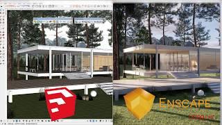 New Version Overview: Enscape 2 5 is now live! - PakVim net