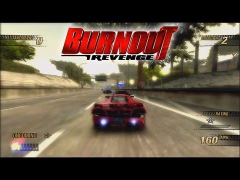 Classic Thursdays 003 -  Burnout Revenge - Xbox 360 [1080P 60FPS]