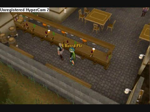two girls at work on runescape