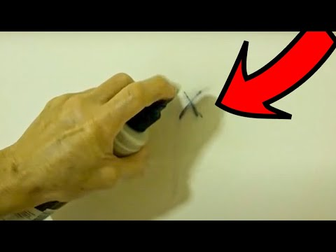 How to Remove Permanent Marker From Walls & Carpet