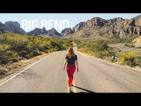INSANE HIKE THROUGH BIG BEND! + Allison's Birthday! (Terlingua, Texas)