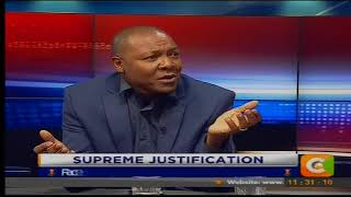 Citizen Extra : Supreme justification