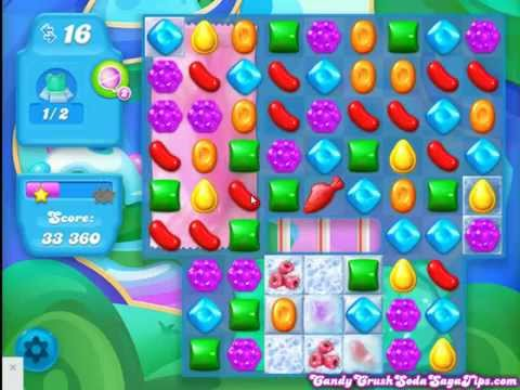 Candy Crush Soda Saga Level 235 No Boosters