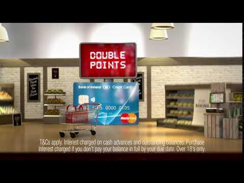 SuperValu Real Rewards - Bank of Ireland