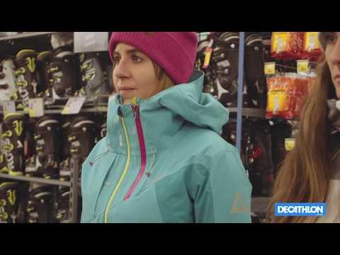 Decathlon UK Advice: How to choose your ski jacket...
