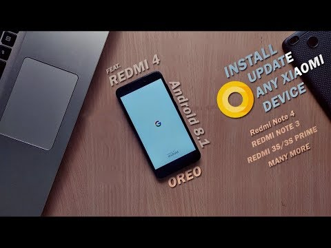 Redmi 4 - Install Android Oreo 8.1 Update on Any Xiaomi Redmi Device   Pure Pixel Experience