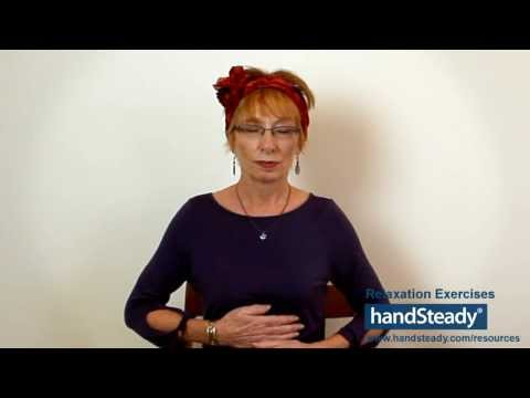 Relaxation Exercises for Essential Tremor, Parkinson's, MS and other conditions