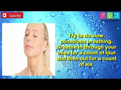 Asthma | How To Treat Asthma Attacks Without An Inhaler