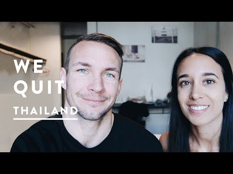 WE QUIT TO TRAVEL FULL TIME | Chiang Mai, Thailand | Travel Vlog 034, 2017 | Digital Nomad
