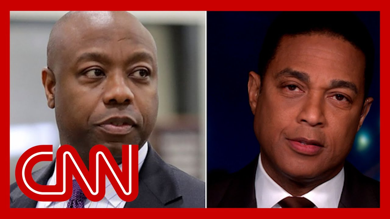 'What are you doing?': Don Lemon rips Republican's woke supremacy comment