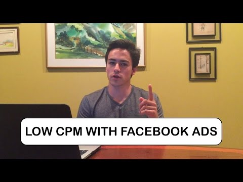 How To Get A Low CPM On Your Facebook Ad Campaigns | AskEstebanGomez #5