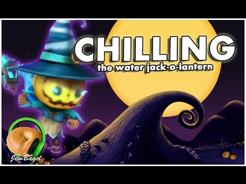 SUMMONERS WAR : Chilling the Water Jack-O-Lantern (dragons b10 spotlight)