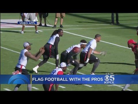 Pro Flag Football League Debuts At San Jose Avaya Stadium