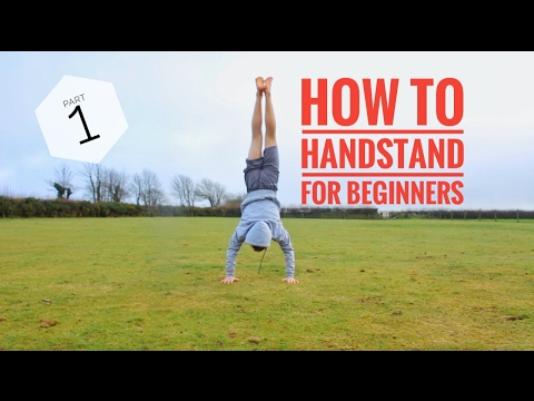 Learn How to Handstand for Beginners   Super in-depth