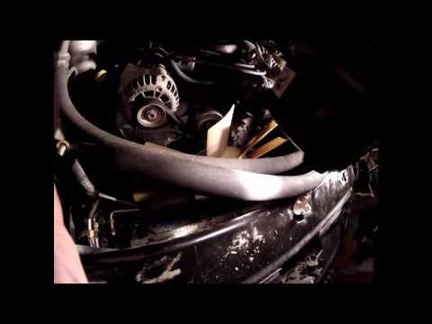 1999 Chevy Blazer radiator