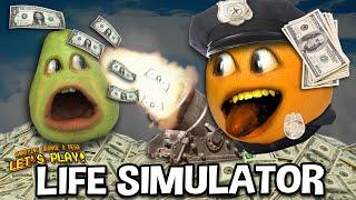 Download LIFE SIMULATOR!!! | (Annoying Orange & Pear Play!) #sponsored Video