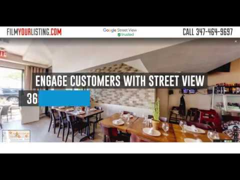 Google Street View Presentation For Business 2018