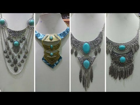 Classy Western Necklace Designs // 2017 COLLECTION