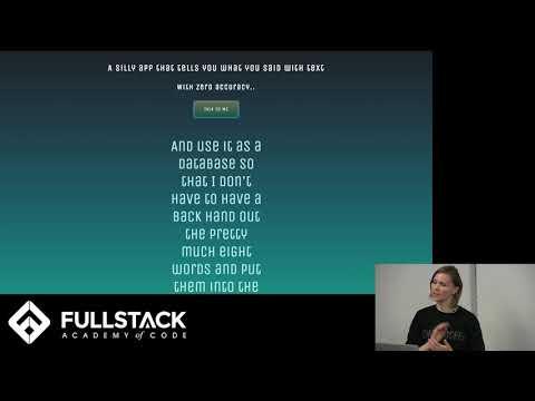 Stackathon Presentation: Repeat