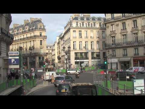Paris 1 metro + bus