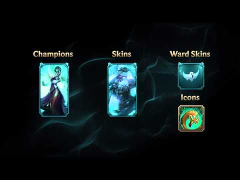Hextech Crafting and Loot Introduction