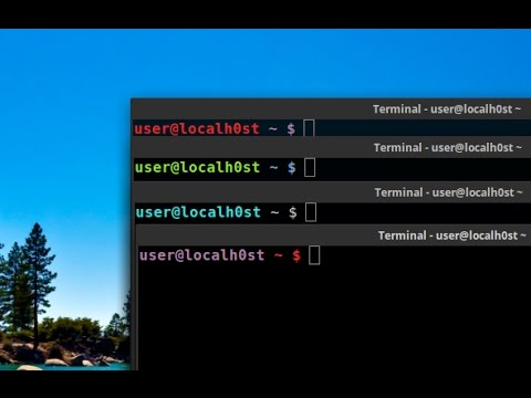 Change Terminal Prompt Color! (Linux Mint & Ubuntu) EASY!