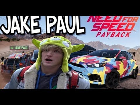 My Thoughts on JAKE (WALMART) PAUL In Need For Speed (NFS) Payback ( WHY NOT ADD BEHZINGA)