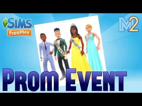 Sims FreePlay - Prepped for Prom Event (Tutorial & Walkthrough)