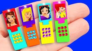 18 DIY Barbie Hacks: hydro flask, miniature phone, airpods, and more