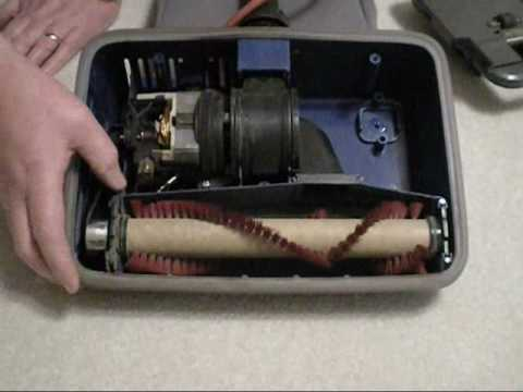 How to Change the Roller Brush in an Oreck Vacuum