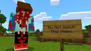 Do not watch this Minecraft video.. (SCARY)