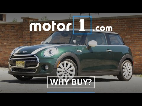 Why Buy? | 2016 Mini Cooper Hardtop Review