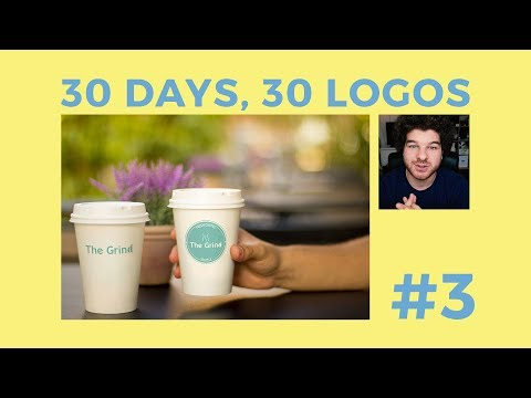 30 Days, 30 Logos #3 - The Grind