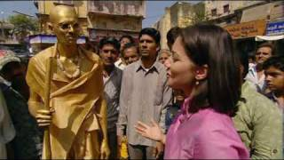 The Making of The Mahatma - British Propaganda -  BBC Documentary 2/8