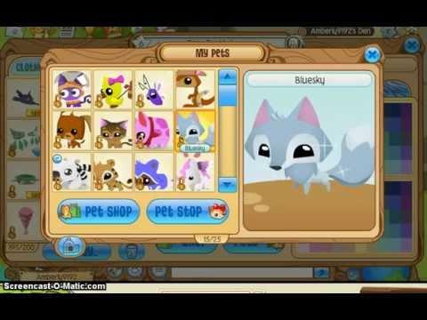 Animal Jam: Free Diamond Shop Pets? (GLITCH)