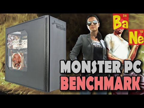 Crazy Fast Dual Intel Xeon Monster PC Benchmarks & Gaming Review