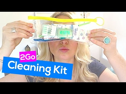 Cleaning Kit for Braces (No. 6)