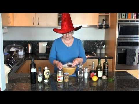 Make Your Own Vinaigrette French Salad Dressing
