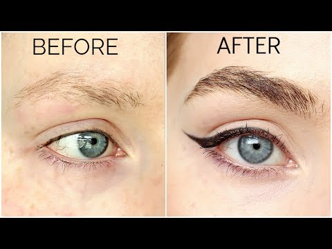 How to Grow Eyebrows FAST And Thick!