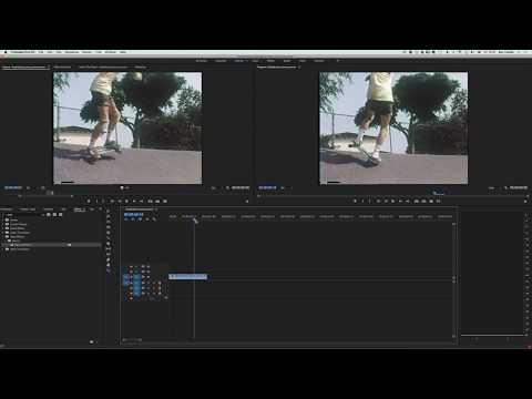 Premiere Pro: Create an Animated GIF from a video using Premiere Pro & Photoshop