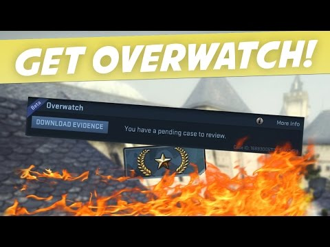 How to get OVERWATCH (NEW) - CS:GO